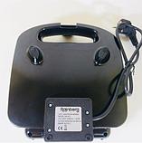 Тостер универсальный Rainberg RB-642 (3 в 1) бутербродница, вафельница, фото 4