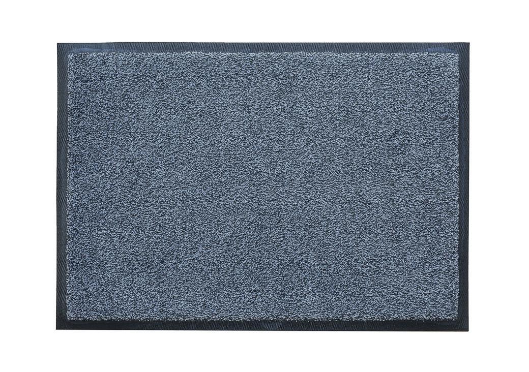 Оренда брудозахисного килимка Iron-Horse колір Black-Steel 85 см*150 см
