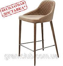 Полубарный стул Elizabeth теплый бежевый (бесплатная доставка)