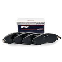 Колодки тормозные дисковые передние Chevrolet Lacetti Konner 96405129