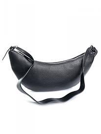 Жіноча сумка шкіряна Case 80960 чорна