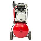 Компрессор 24 л, 2 HP, 1,5 кВт, 220 В, 8 атм, 206 л/мин INTERTOOL PT-0010, фото 7