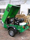 Компрессор дизельный передвижной ATMOS PDP PDK, фото 7