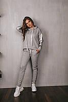 Женский комбинированный спортивный костюм 5 расцв.(42-46р), фото 1