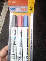 Набор маркеров для доски 3цв XL-3006