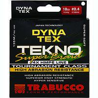 Шнур Шнур Trabucco Tekno Super Braid 135м 0,128 мм 5,44 кг зелений (054-33-120)