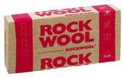 Rockwool Fasrock Max (Роквул Фасрок Макс) вата базальтовая 1200х600х100мм.