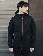 Куртка Staff soft shell black C. [Размеры в наличии: XS,S,M,L,XL,XXL]