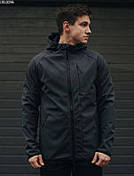 Куртка Staff soft shell grafit C. [Размеры в наличии: XS,S,M,L,XL]