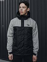 Куртка Staff ter gray & black. [Размеры в наличии: XS,S,M,L,XL]