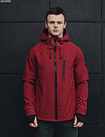 Куртка Staff soft shell Solar bordo. [Размеры в наличии: XS,S,M,L,XL,XXL]