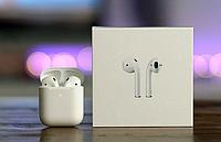 Беспроводные наушники Bluetooth 5.0 Apple AirPods 2 гарнитура с кейсом для зарядки