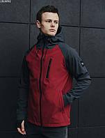 Куртка Staff soft shell Solar grafit. [Размеры в наличии: XS,S,M,L,XL,XXL]