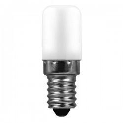 LED лампа Feron E14 2W 4000K 220V (для холодильника)