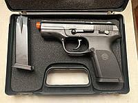 Стартовый пистолет BLOW TR 914 + 1 магазин (черный)