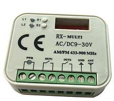 Gant MULTI RX - Приемник универсальный внешний 2-канальный