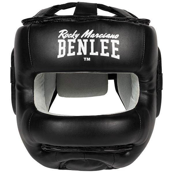 Шлем боксерский с защитным бампером BENLEE FACESAVER Artificial