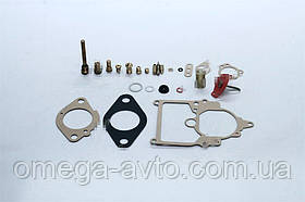 Ремкомплект карбюратора К-131А (20 наимен.) УАЗ (ПЕКАР) К-131А-1107910