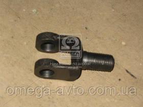 Вилка важеля оттяжного диска натискного ЯМЗ 236 (ЯМЗ) 236-1601108-Б