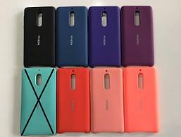 Чехол Silicone Cover для Nokia 5