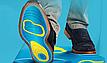 Гелевые стельки Sholl Gel Active Original size для обуви ортопедические, фото 7