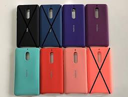 Чехол Silicone Cover для Nokia 6