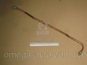 Трубка подвода охлажд до 1 цилиндр. компрессора КАМАЗ ЕВРО-2 (КамАЗ) 7406.3509290