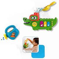 Игрушка для купания Крокодил 7103 NL WinFun