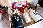 """Подарочный бокс для неё - набор """"Черное и Белое"""", фото 4"""