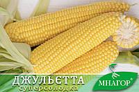 Цукрова кукурудза Джульєтта (Венеція) F1, Sh2-тип, Sh2-тип, 100 000 насінин на 1.5 га, середньостиглий (80-82 днів), фото 1