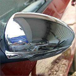 Накладки на зеркала Chevrolet Cruze 2009-2015