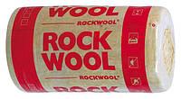 Rockwool Domrock (Роквул Домрок) утеплитель базальтовый 9000х1000х100мм. 9 м2 в упак.