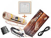 Нагревательный мат Fenix LDTS 121400-165 с сенсорным терморегулятором Terneo S в комплекте (KIT2213)(Премиум)