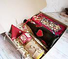 """Подарок девушке на 8 марта - красивый набор """"Сердце"""", фото 3"""