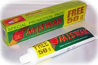Зубная паста Египет Dabur Miswak Мисвак 170 гр