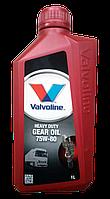 Трансмісійна олива Valvoline HD Gear Oil 75W-80, 1л