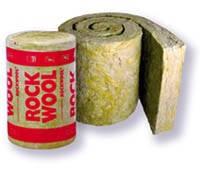 Rockwool Domrock (Роквул Домрок) утеплитель базальтовый 6250х1000х150мм. 6,25 м2 в упак., фото 1