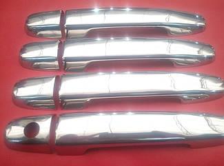 Накладки на ручки нерж Daihatsu Materia