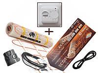Нагревательный мат Fenix LDTS 12500-165 ( 3 м2)с  терморегулятором в Подарок (KIT1107)
