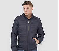 Демисезонная стеганная мужская куртка (50-64рр)