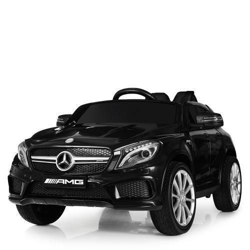 Электромобиль детский M 4124EBLR-2 черный