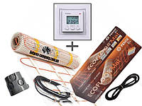 Нагревательный мат Fenix LDTS 12210-165 с Программируемым терморегулятором VEGA LTC 070 (Премиум)