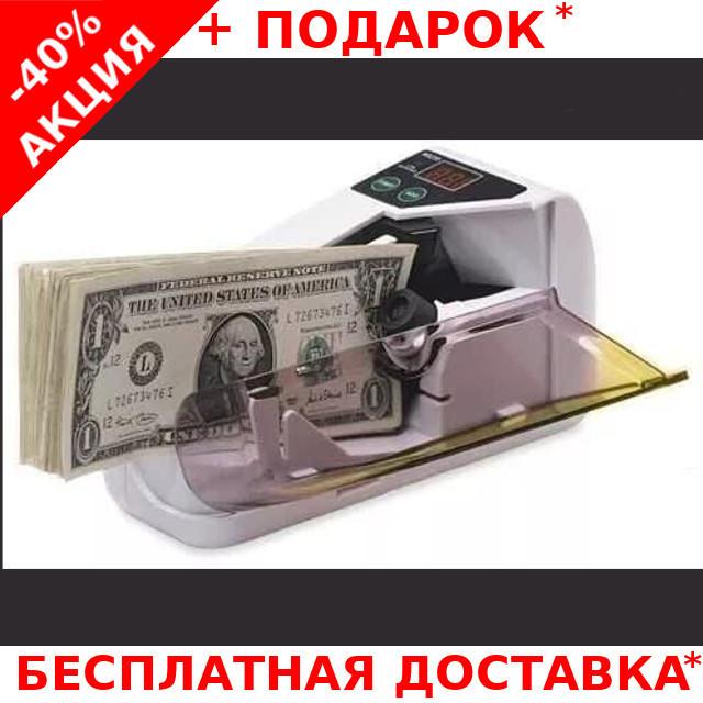 Счетная машинка Bill Connting V30 счетчик банкнот ручной аппарат для счета денег