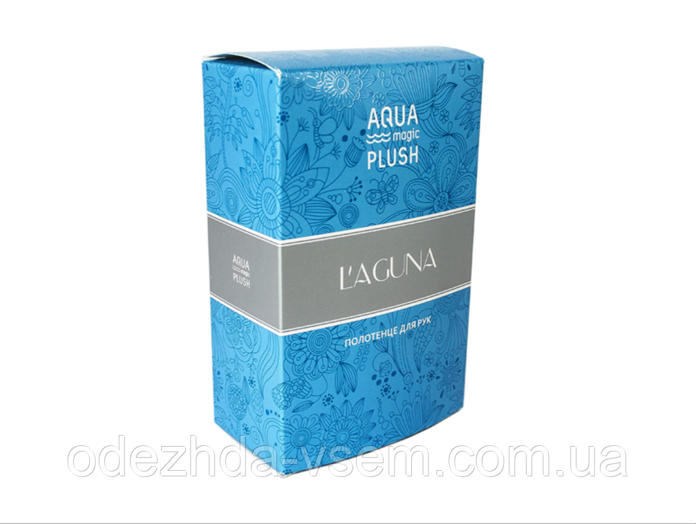 Рушник для рук Aquamagic Plush LAGUNA