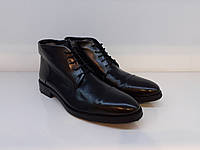 Ботинки Etor 13904-7266-2003 42 черные, фото 1