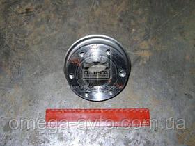 Ступица шкива вала коленчатого ГАЗ с отражателем (фланец коленвала) (ЗМЗ) 41-1005051