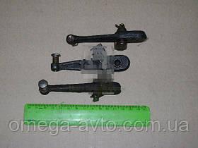 Лапка корзини зчеплення ГАЗ 52 3шт. (Росія) ВК52-1601198-1