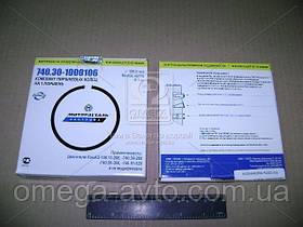 Кольца поршневые П/К ЕВРО-2 КАМАЗ (МД Кострома) 740.30-1000106