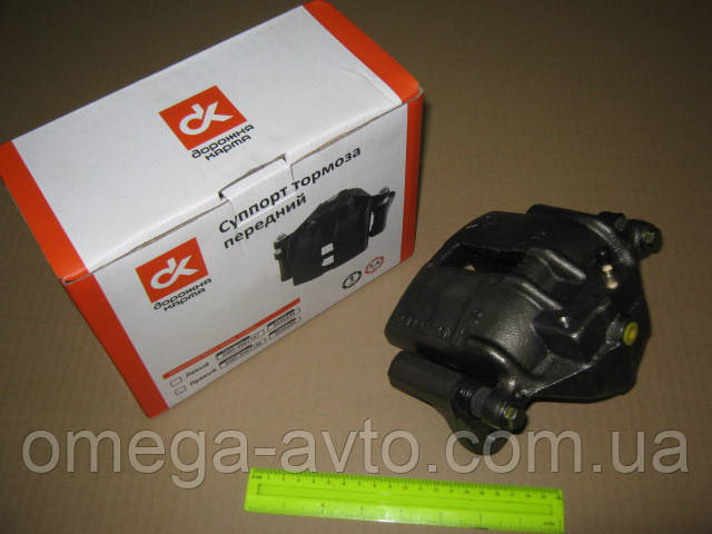 Супорт гальмівний передній ГАЗ 3302, 2217 лівий без колодок (Дорожня карта) 3302-3501137