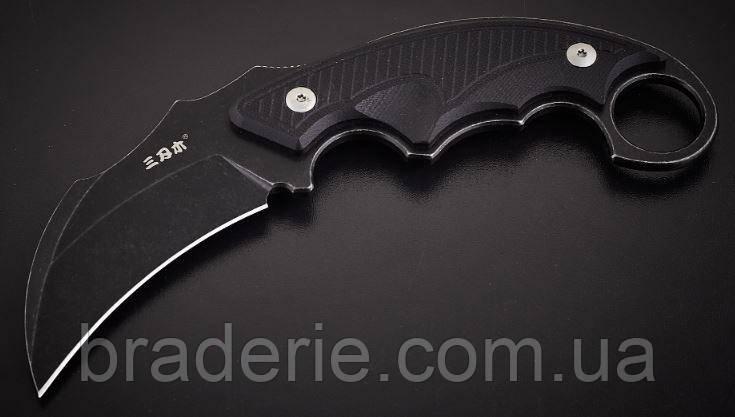 Нож нескладной SRM S-635 керамбит